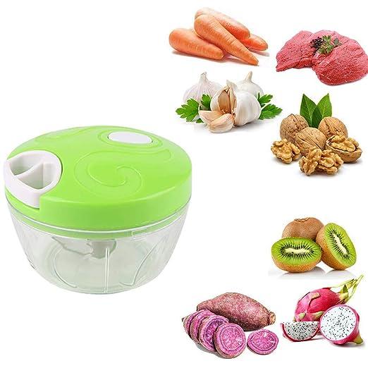 BUG-LPH 2 * 500 ML Procesador Alimentos, Cortador Verduras ...