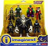 Fisher Price Imaginext DC Comics Justice League Action Figure 7-Pack