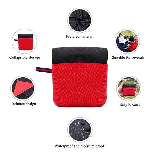 Wei Xi - Manta de Picnic Impermeable, Bolsillo Compacto, Ligera y Duradera, para Playa, para Camping, Senderismo, Festival, Viajes, Playa, 100% Nailon: ...