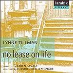 No Lease on Life | Lynne Tillman