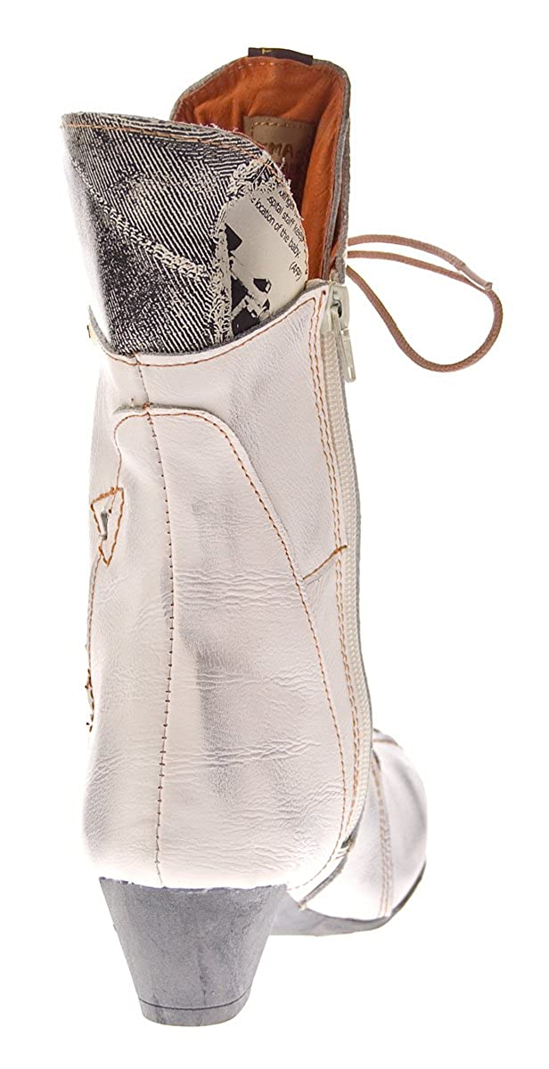 TMA Damen Stiefel Echt Leder Comfort Comfort Comfort Stiefel Schuhe 7011 Stiefeletten 36-42 ed8069