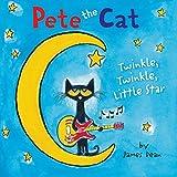Pete the Cat: Twinkle, Twinkle, Little Star Board Book