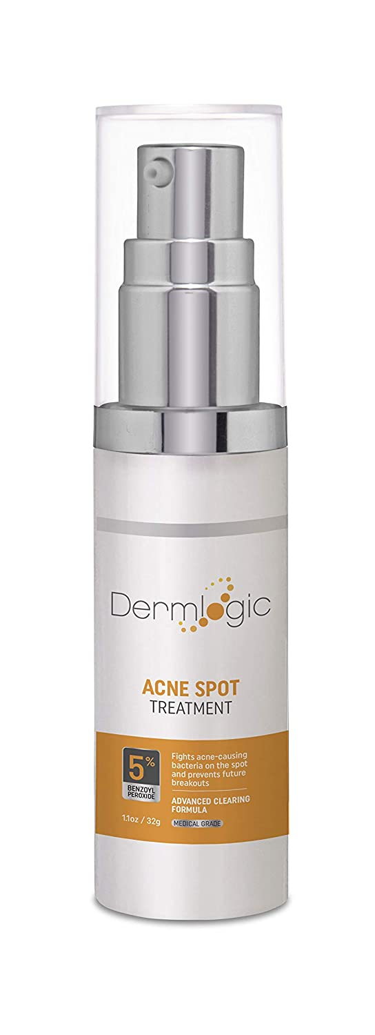 Acne Spot Treatment- Overnight Treatment for Whitehead & Blackhead Pimples. Eliminate Cystic Breakouts & Clogged Pores. Clears Away Severe, Mild, Moderate Blemishes for Teens & Adults. Alcohol-Free.
