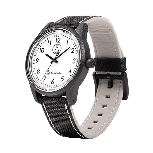 Reloj de cuarzo, impermeable, sin cambios de pila (carga solar). RP08J001Y: Amazon.es: Relojes
