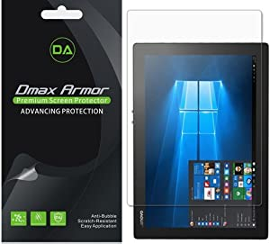 Dmax Armor [3-Pack] for Lenovo Ideapad Miix 700 Screen Protector, Anti-Glare & Anti-Fingerprint (Matte) Shield