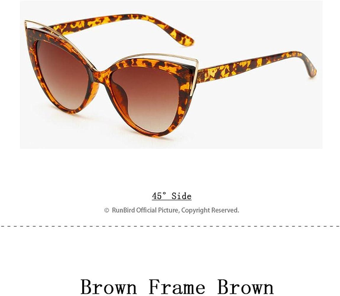 qbling technolog Diseñador de Moda Mujer Clásica marca gafas ...