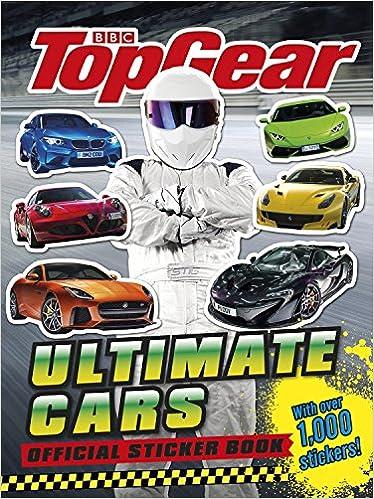 Top Gear: Ultimate Cars Official Sticker Book: Amazon.es: Unknown: Libros en idiomas extranjeros