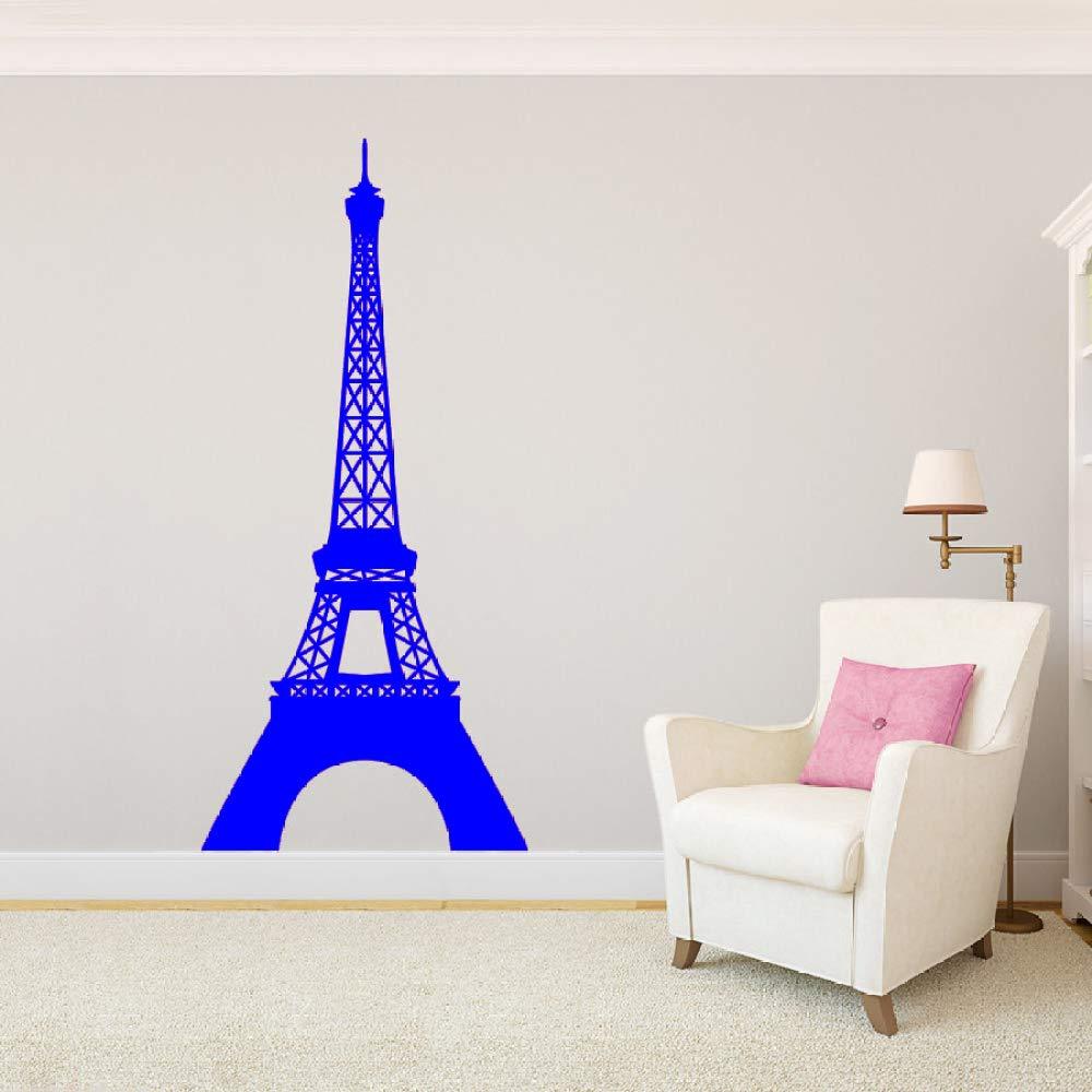 xingbuxin Torre Eiffel Tatuajes de Pared para Habitaciones de ...