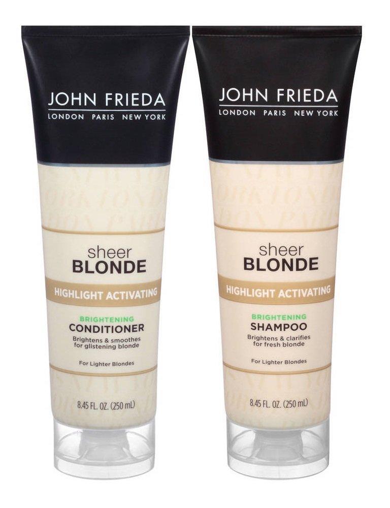 Amazon John Frieda Sheer Blonde Highlight Activating Enhancing