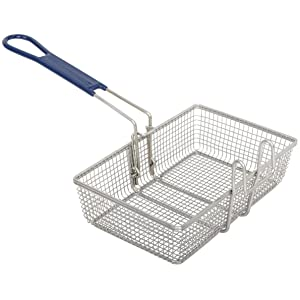 Bayou Classic 700-182 2.5-gal. Stainless Fry Basket - Fits 700-725 Bayou Fryer