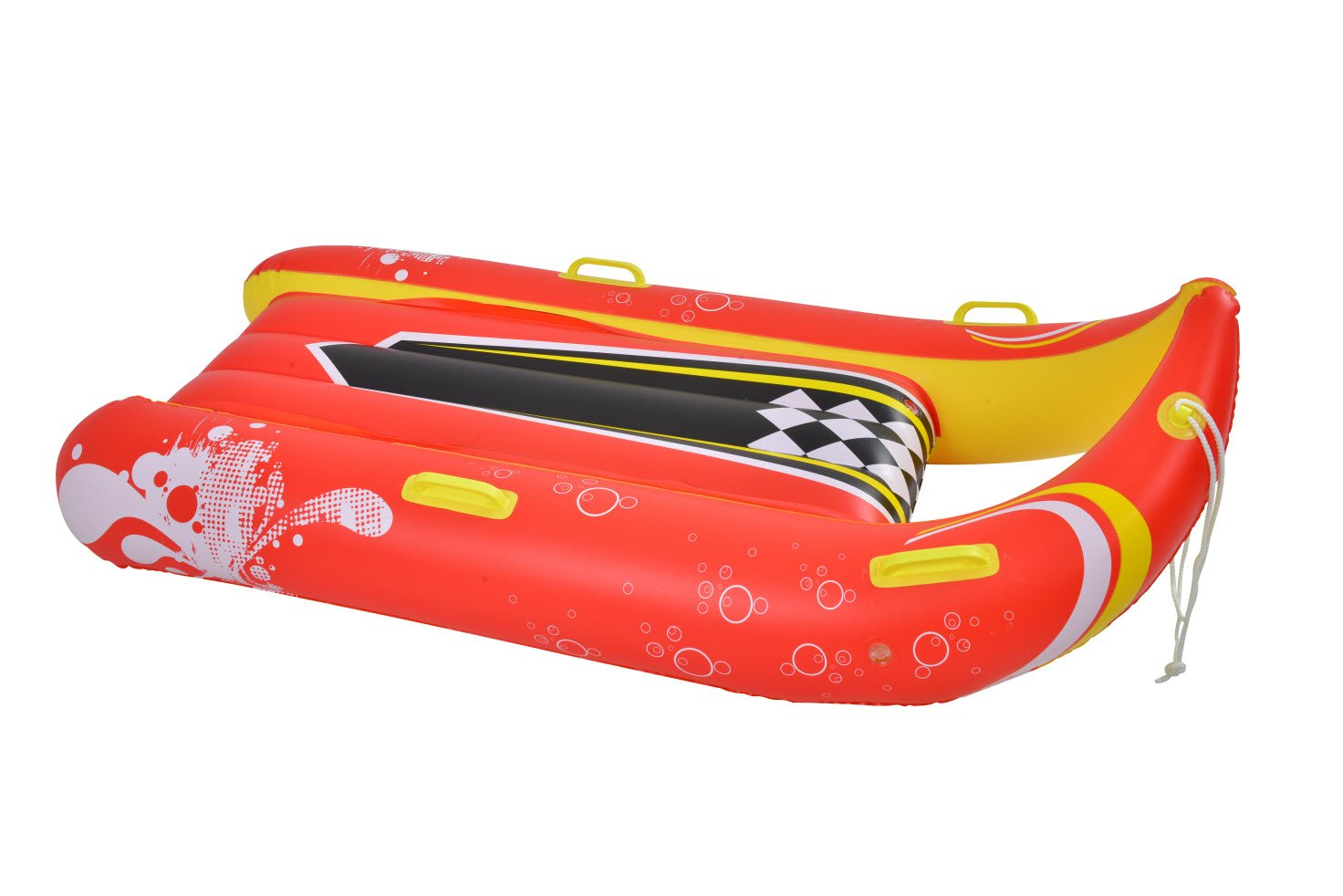 2-Person Inflatable Snow Sled by SpashNet (Image #1)