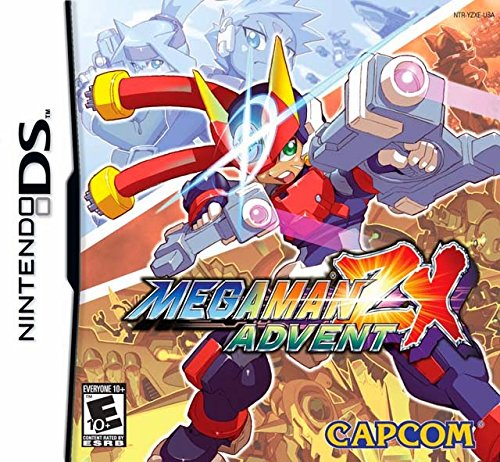 Mega Man ZX: Advent by Capcom