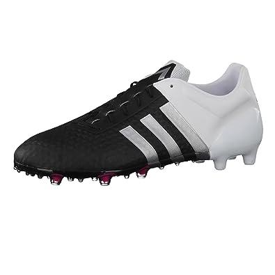 the latest 45a38 ce043 adidas Men´s Soccer shoes ACE 15+ Primeknit FGAG Limited AQ3373 Black