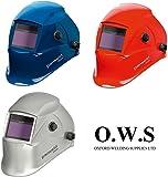 Parweld XR936 Auto Darkening Welding Helmet - OWS