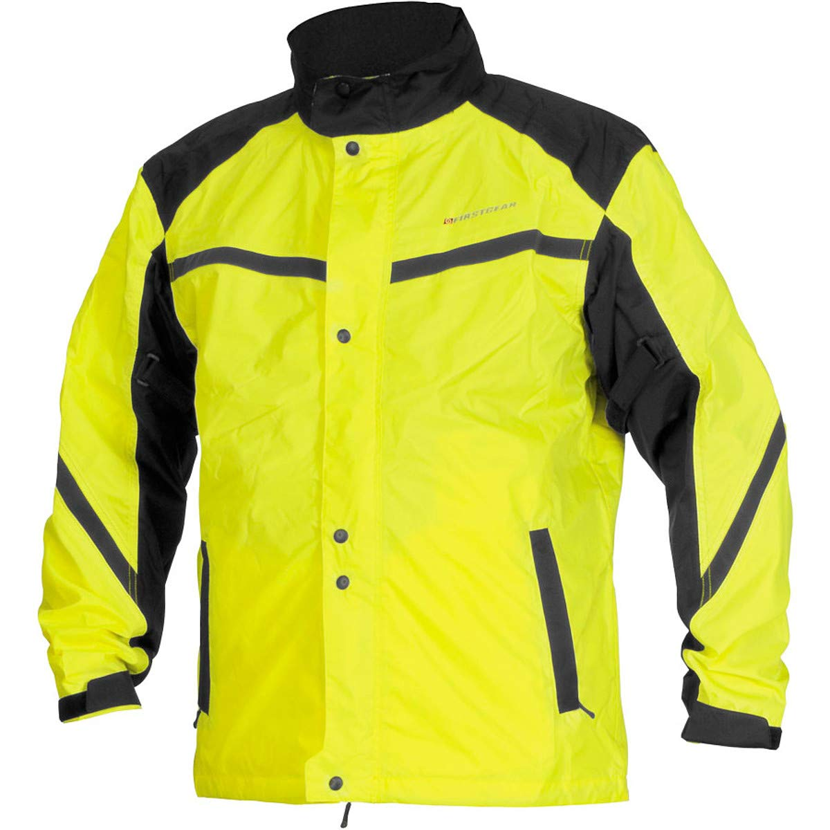 Amazon.com: firstgear Sierra Day Glo chamarra, L, color ...