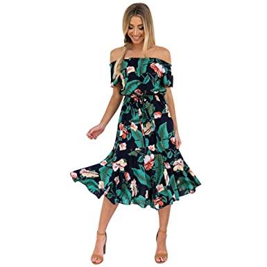 Casual Maxi Beach Dresses
