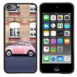 Skull Market - FOR Apple iPod Touch 6 6th Generation - Can I give up now - Mano cubierta de la caja pintada de encargo de lujo