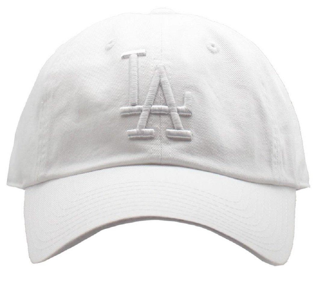 ebdd7c44 American Needle Los Angeles Dodgers MLB Tonal Ballpark Cotton Twill  Adjustable Dad Hat