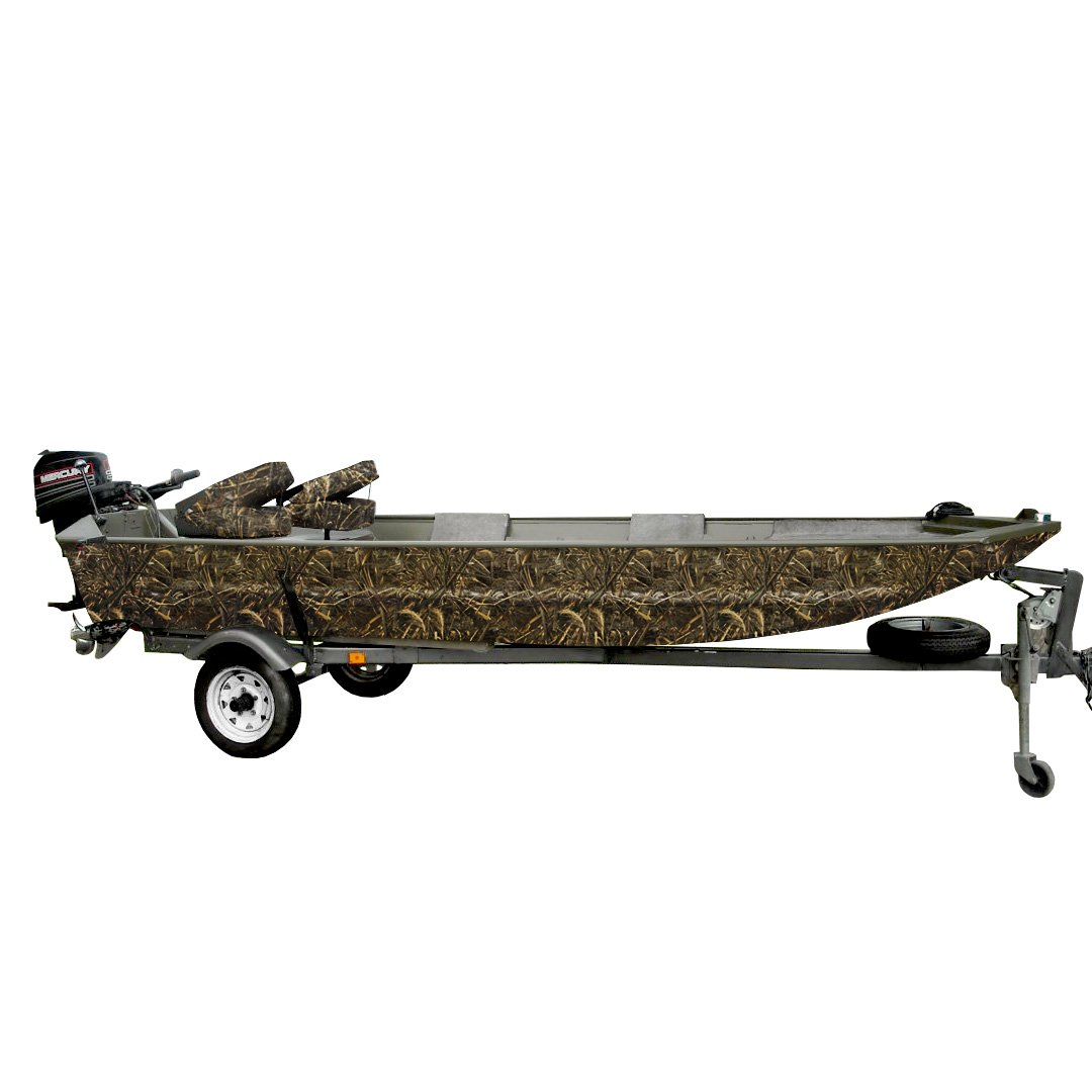 Camowraps PBK-18-MX5 18' Boat Kit with Realtree Max-5 HD Camo Pattern