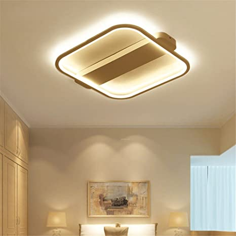 Square Ceiling Lights plafond lamp for Living Room Bedroom Foyer ...