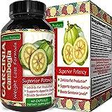 Best Garcinia Cambogia - 95% HCA Garcinia Cambogia Supplement - Weight Loss Review