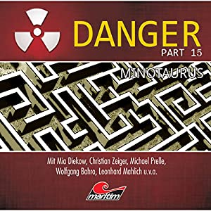 Minotaurus (Danger 15) Hörspiel