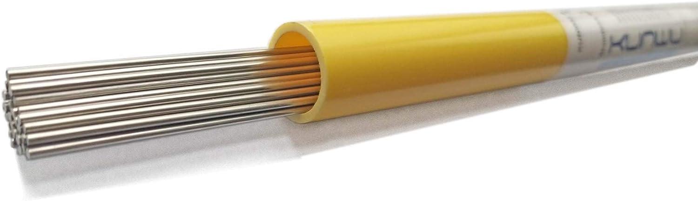 KUNWU Stainless Steel TIG Welding Rods ER309L 1//16 x 36 2 Lb