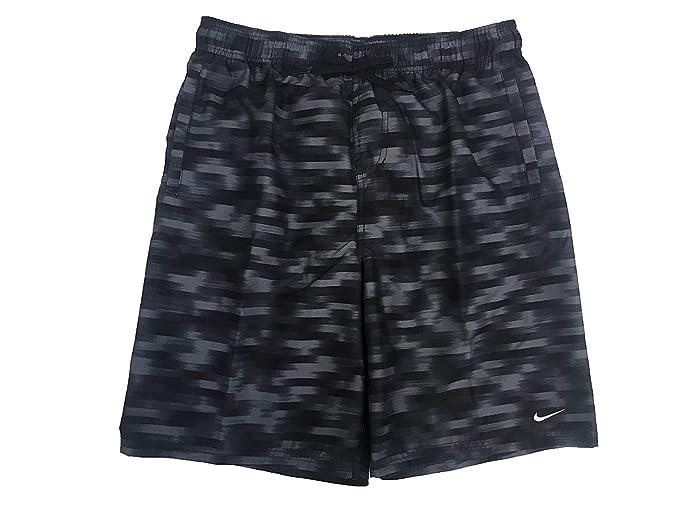 2413e3fd Nike Swim Men's Filter Splice Elastic Waist Board Shorts, 9