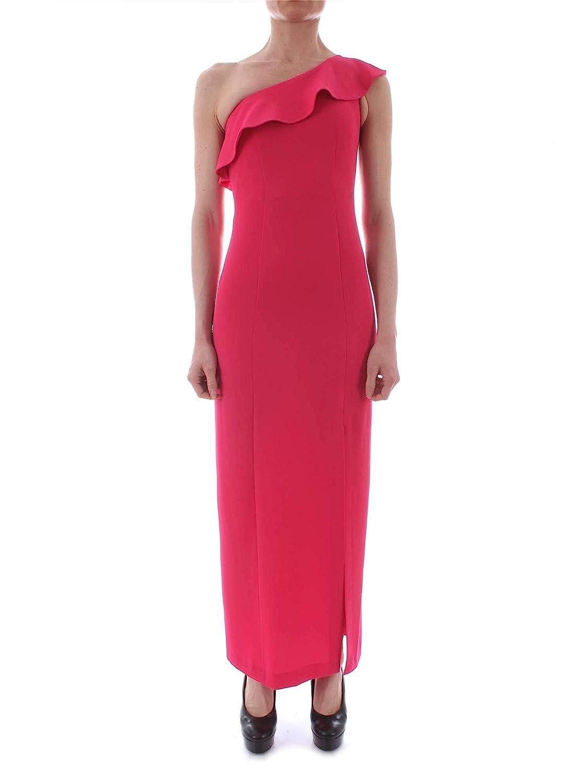 Carla Montanarini Women's 2566G2 Black Polyester Dress