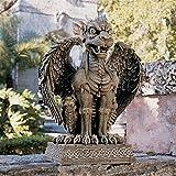 Design Toscano Boden Gargoyle Sentinel Sculpture For Sale
