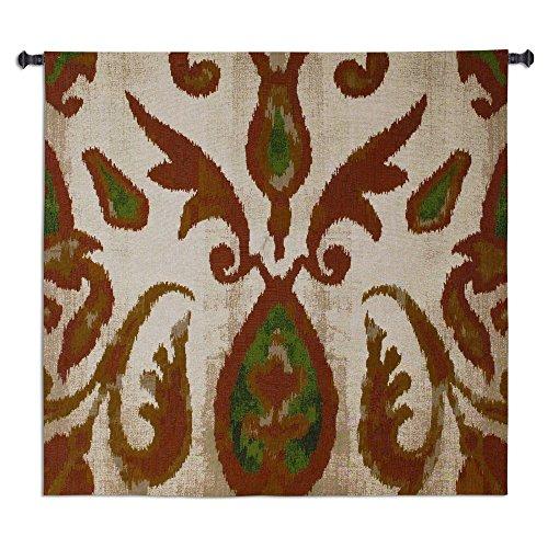 """UPC 666576701774, Fine Art Tapestries """"Ikat Citrus"""" Wall Tapestry"""