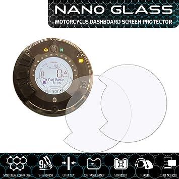 Speedo Angels Nano Glass Displayschutz Für Vitpilen 401 701 2018 X 2 Auto