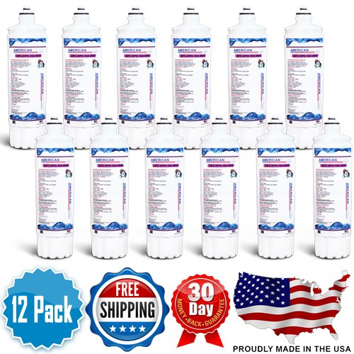 12 Pack of AFC (TM) Brand Water Filters (Compatible with Everpure(R) EV9613-46 Filters)