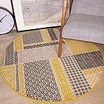 Patchwork Living Room Rug