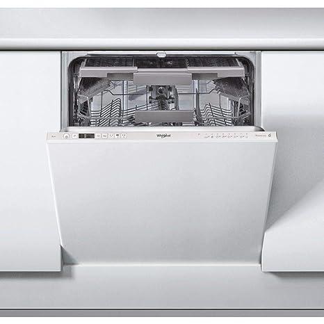Whirlpool lavavajillas integrable wic3c26pf blanco a++: ...