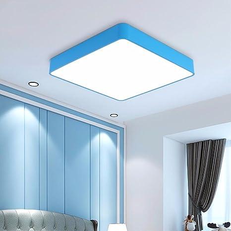 Square LED techo lámparas led en la Office Estudio Dormitorio Pasillo de Pasillo – Lámpara de