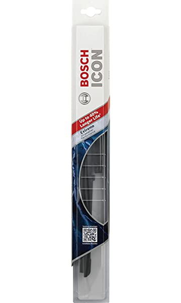 Bosch ICON 24OE Wiper Blade, Up to 40% Longer Life - 24