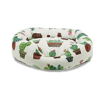 Yagu Cama Cuna para Perro - Diseño Original Cactus - Congo T-4: Amazon.es: Productos para mascotas