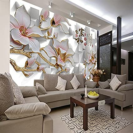 amazon com zem pxd 3d large chinese jade carving mural wallpaperimage unavailable