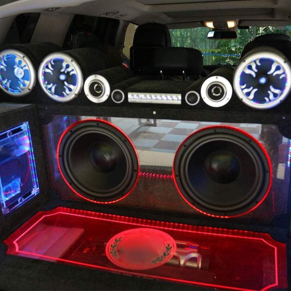 4 Farad Power Capacitor LED Voltage Display Power Cap Car Audio Amplifier Qiilu Power Capacitor