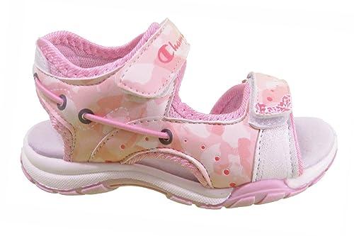 fab4d6e6 Champion - Sandalias Deportivas para niña: Amazon.es: Zapatos y complementos