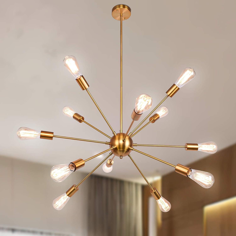 Mid Century Modern Lighting Chandelier