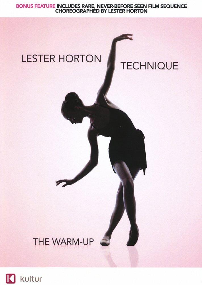 DVD : Ana Marie Forsythe - Lester Horton Technique: Warm-Up (DVD)