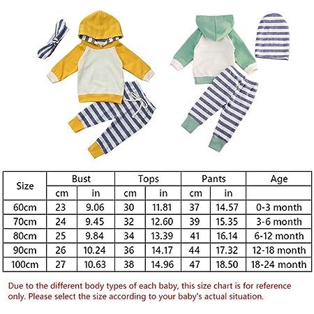 12a77fe54 Per Hooded Sweatshirt Sweatpants Headband Set Autumn Clothes For ...
