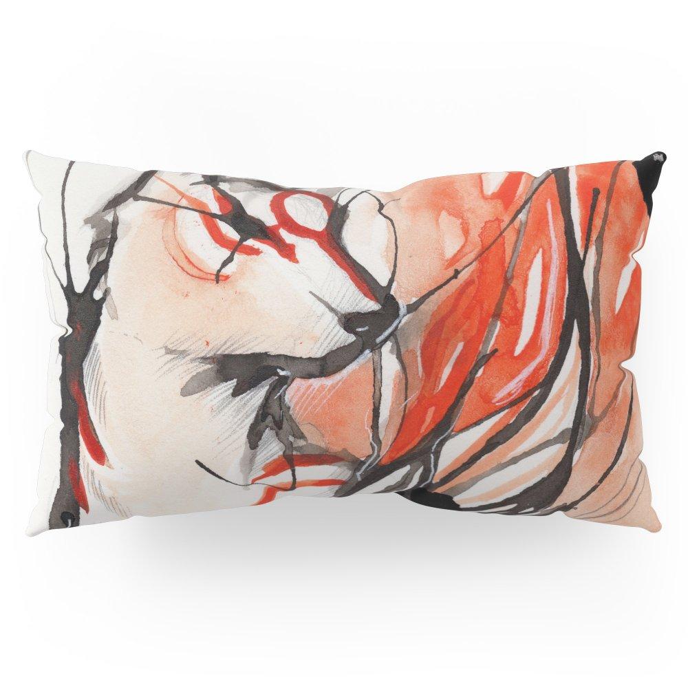 Society6 Okami Pillow Sham King (20'' x 36'') Set of 2