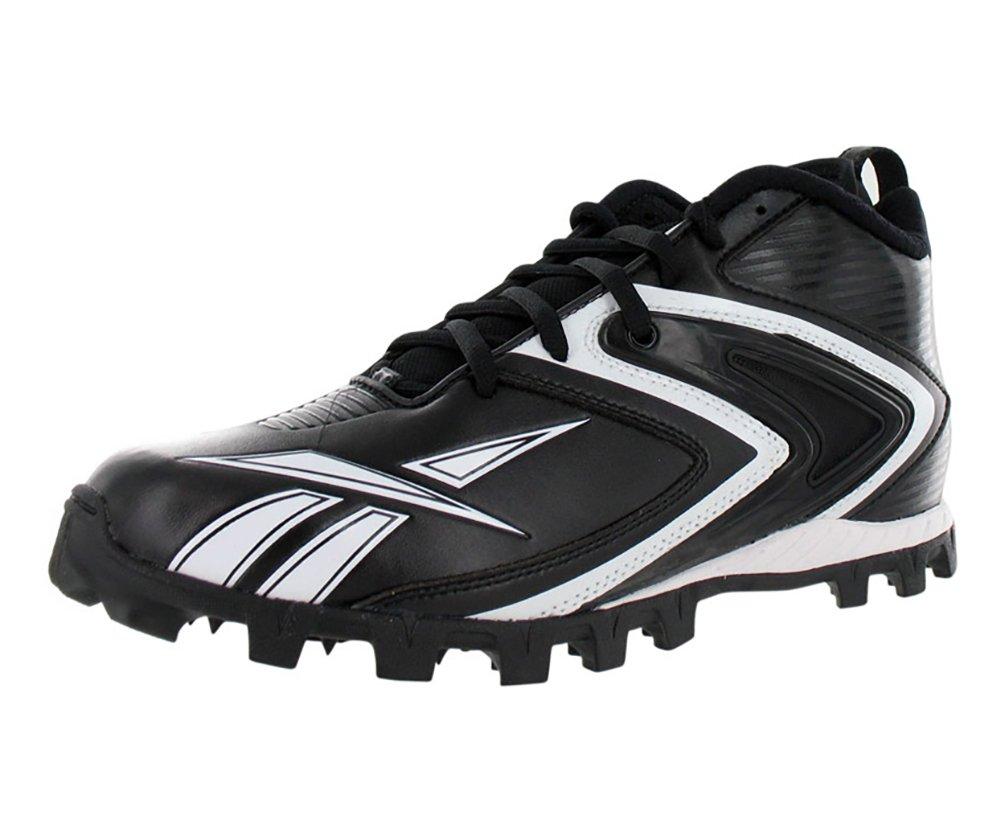 Reebok Pro Ferocious D3 Mens Football Shoe B0082CA260 13.5 D(M) US Black/White-promo