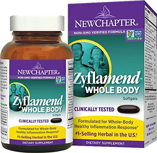 New Chapter Zyflamend Whole Body – 120 ct