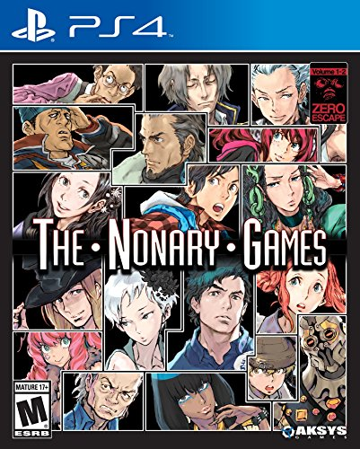 Zero Escape: The Nonary Games - PlayStation - Mall Hours Woodbury