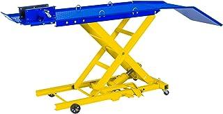 MSW - MSW-MHB-360-780 - Table élevatrice moto avec rampe - 360 kg - 175 x 50 cm