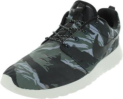 cepillo occidental Reflexión  Amazon.com | Nike Mens Roshe Run GPX Petra Brown/Sail/Team Red 555445-221  12 | Fashion Sneakers